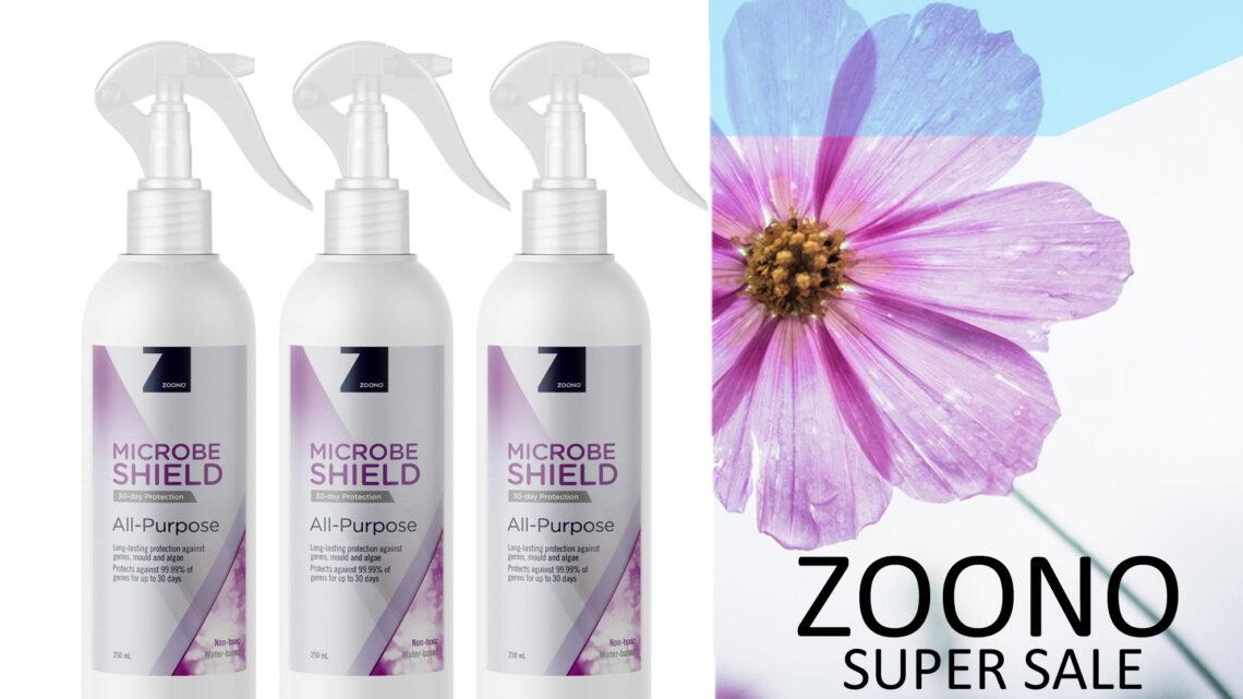 Zoono Microbe Shield im Super Sale